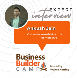 Business Builder Camp Interview with Wayne Herring